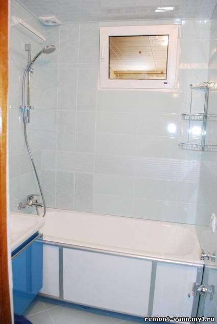 Окно в ванной своими руками 40